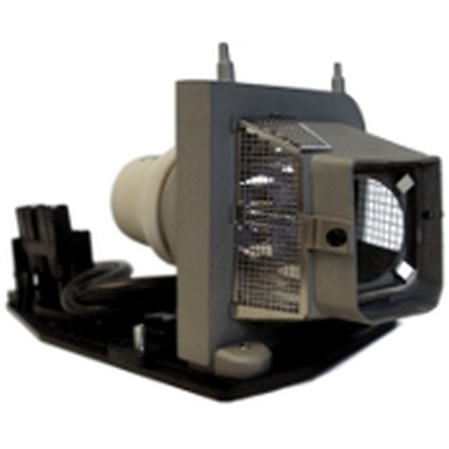 Projectorquest dell 1409x projector lamp module for Lamp light on dell projector