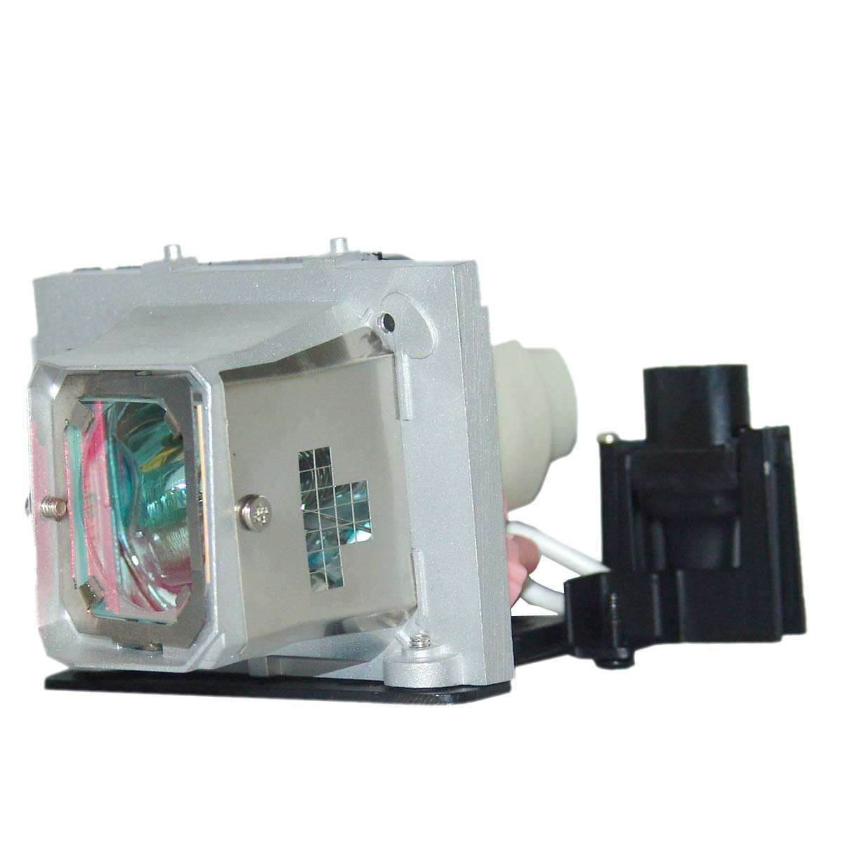 Replacement Lamp Assembly with Genuine Original OEM Bulb Inside for ACER P3250 Projector Power by Osram