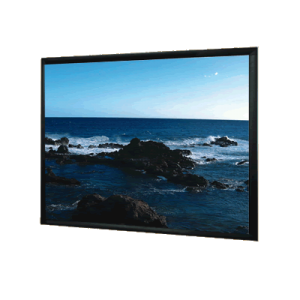 43 Fixed Frame Projection Screen 100 Nominal Diagonal