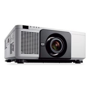 10000 Lumen Wqxga Professional Installation Laser Projector With Lens White