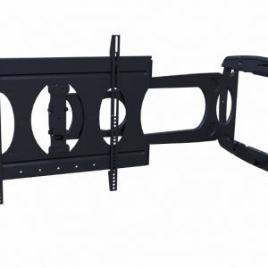 Low Profile Ultra Slim Swingout Mount For Flat Panels Up To 100 Lb455 Kg