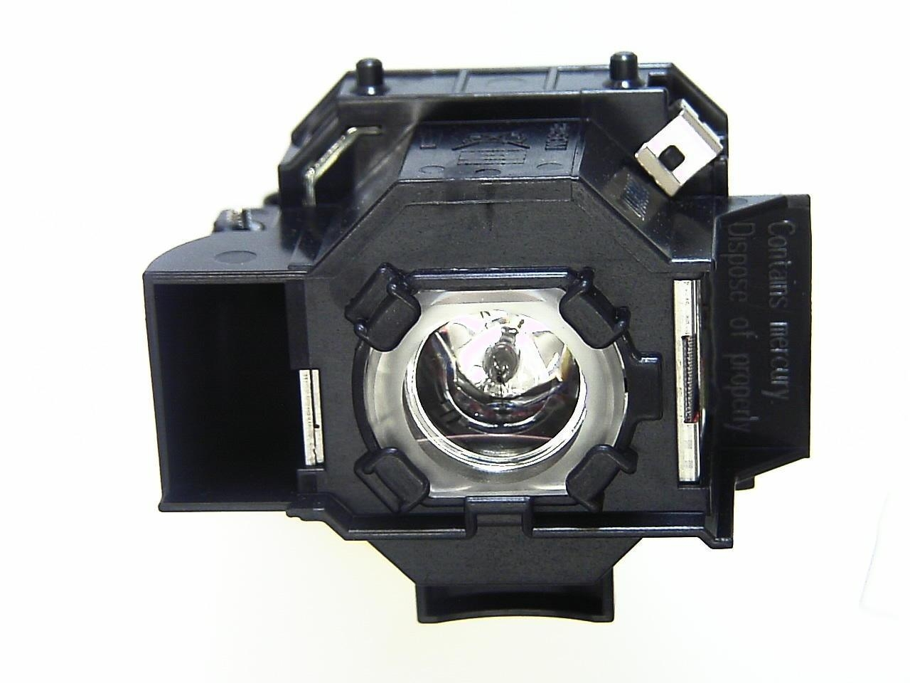 Epson Moviemate 50 Projector Lamp New Uhe Bulb Projectorquest