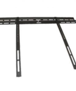 Mustang Av Mv Slim L Height Adjustable Wall Display Mount