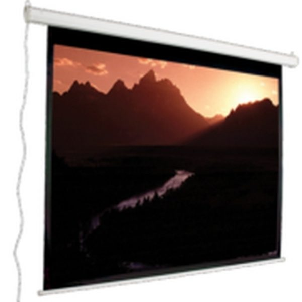 Mustang Av Sc E120d169 Electric Wall Projection Screen
