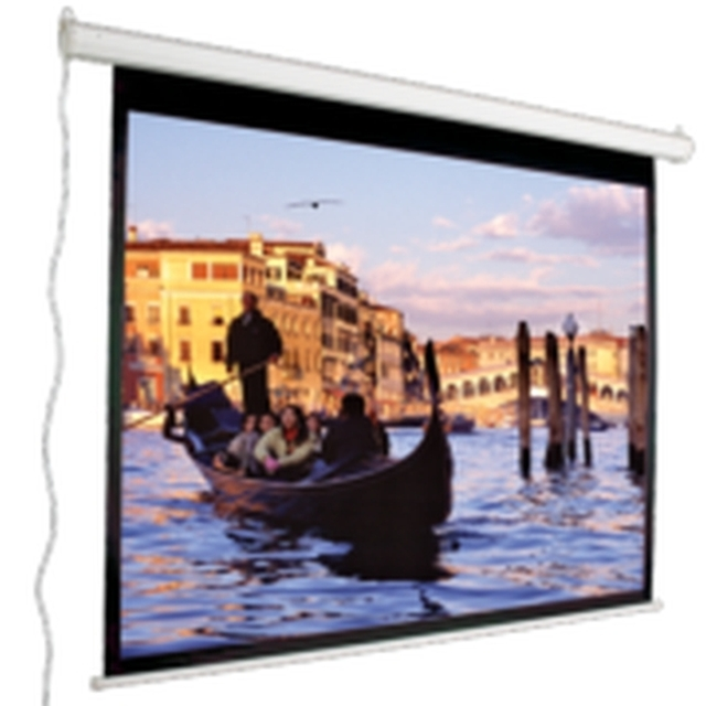 Mustang Av Sc E84d43 Electric Wall Projection Screen