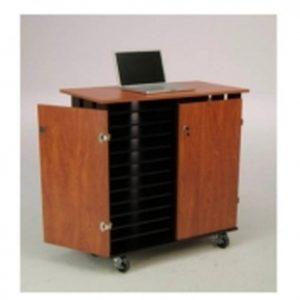 Oklahoma Sound Lcsc Av Charging Cart