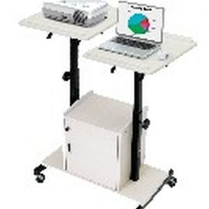 Oklahoma Sound Prc300 Av Storage Cart