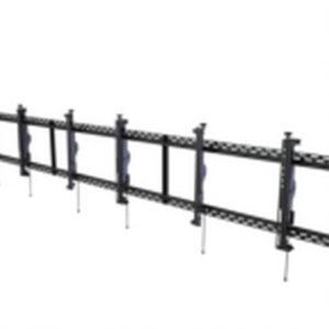 Peerless Av Ds Mbz647l Height Adjustable Wall Display Mount