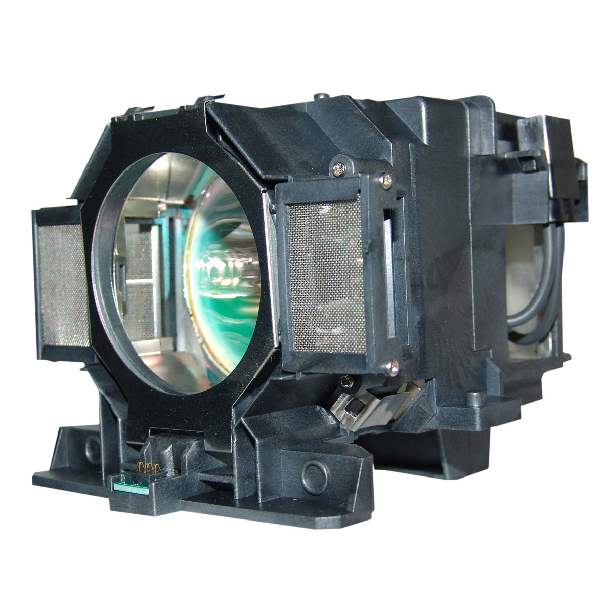 epson projector how to change bulb