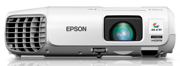 Epson Powerlite 107 Xga 3lcd Projector