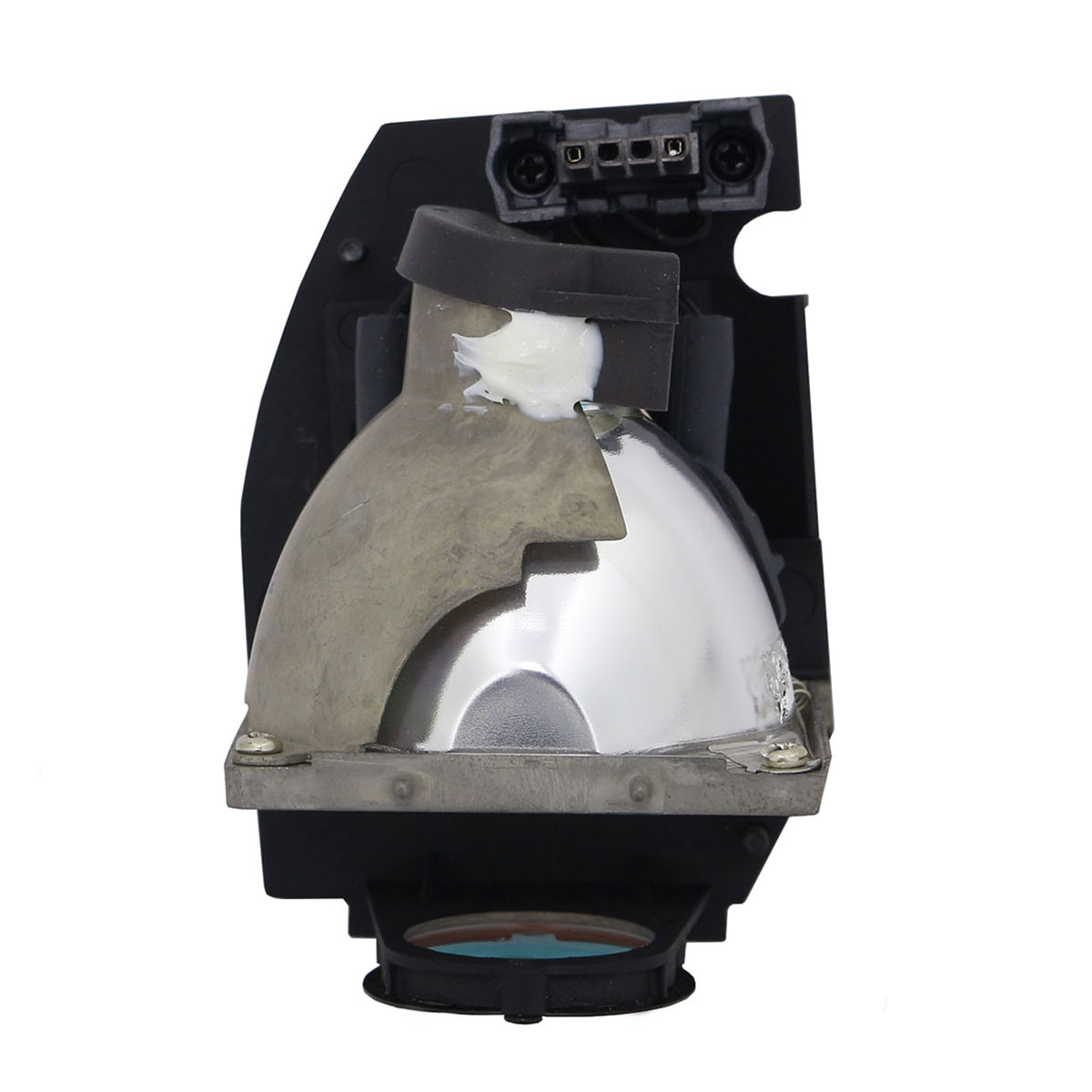 Power by Philips Replacement Lamp Assembly with Genuine Original OEM bulb inside for Mitsubishi VS-67PHF50U Projector