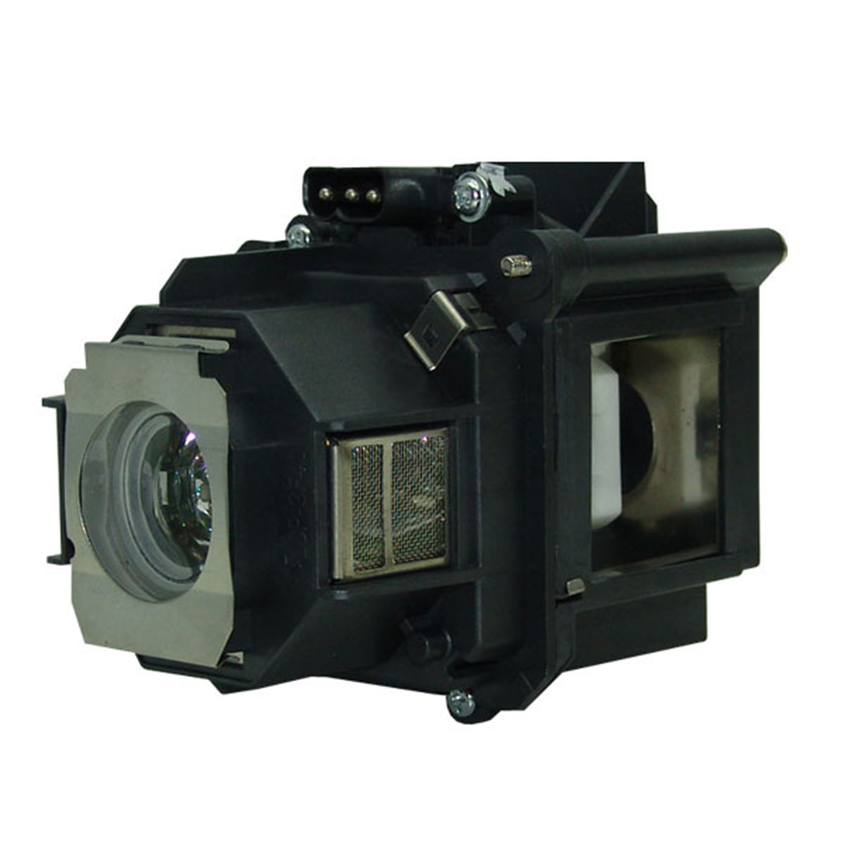 Replacement Lamp Assembly with Genuine Original OEM Bulb Inside for EPSON EB-G5100NL Projector Power by Philips