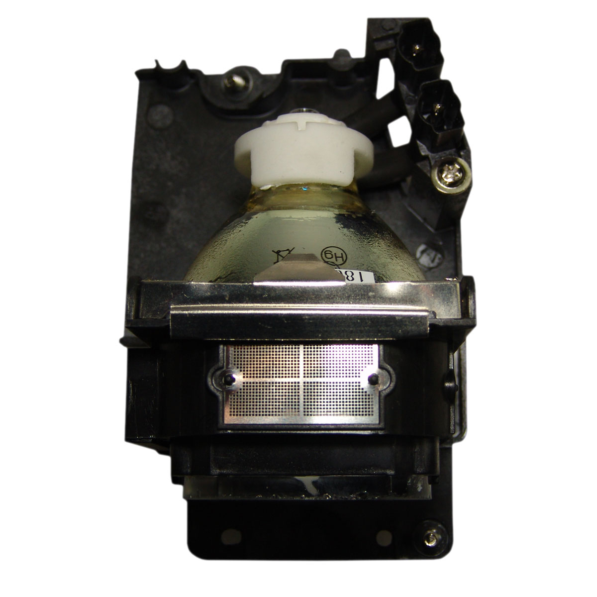 Power by Ushio IET Lamps with 1 Year Warranty Genuine OEM Replacement Lamp for MEGAPOWER ML176 Projector